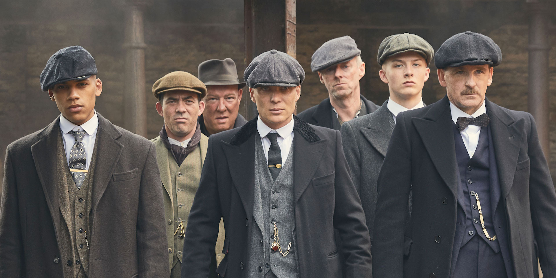 Peaky Blinders Series 5 Cast
