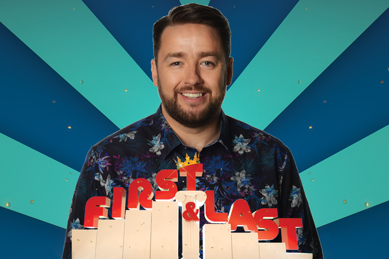 Jason Manford - First & Last